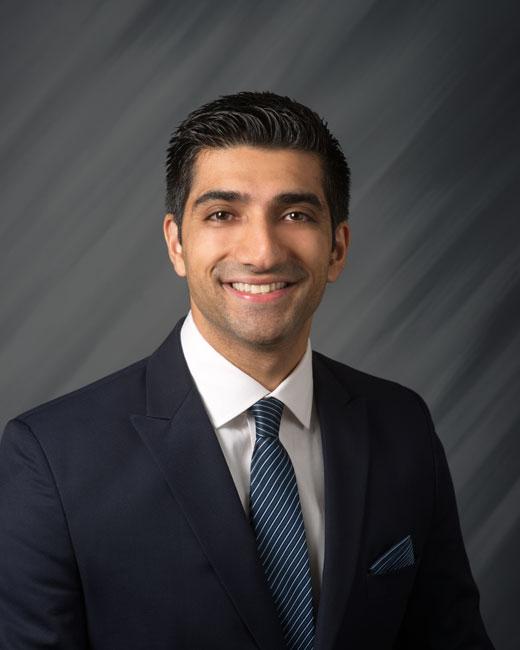Retina Surgeon Rehan Hussain MD